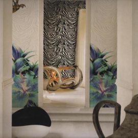 Коллекция обоев Roberto Cavalli Home Panno D12083
