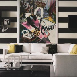 Коллекция обоев Roberto Cavalli Home Panno D12084