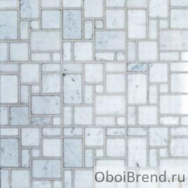 мозаика Orro Bianco Carrara Random