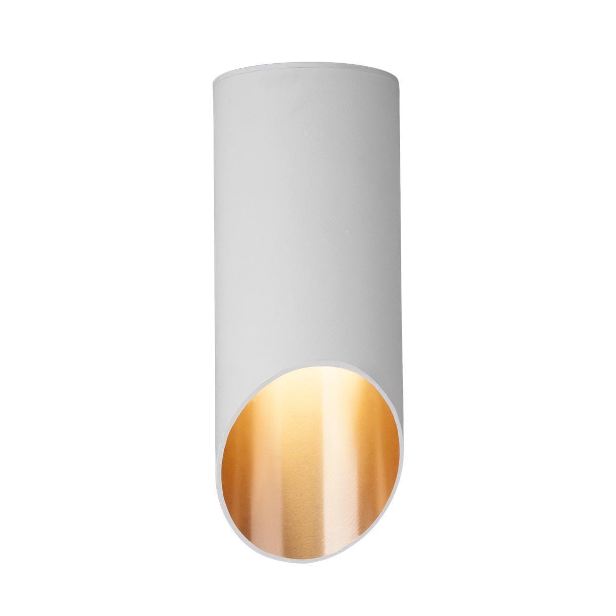 Потолочный светильник Elektrostandard DLN114 GU10 белый/золото 4690389151163