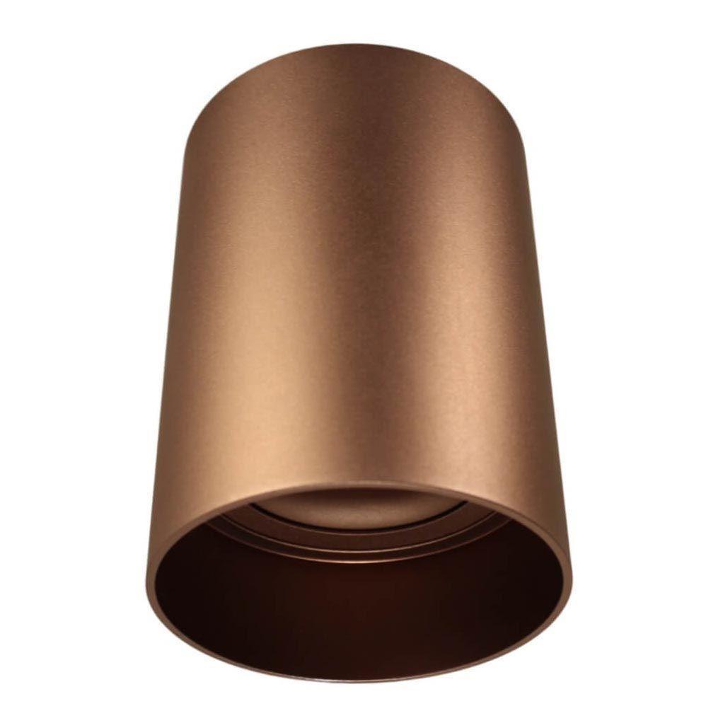 Потолочный светильник Lumina Deco Flixton LDC 8053-A SS-D85*H115 Cofee