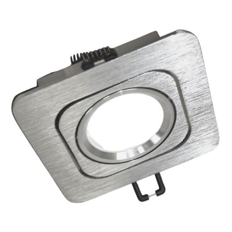 Встраиваемый светильник Lumina Deco Moka LDC 8063-SS-L98*W98 SL
