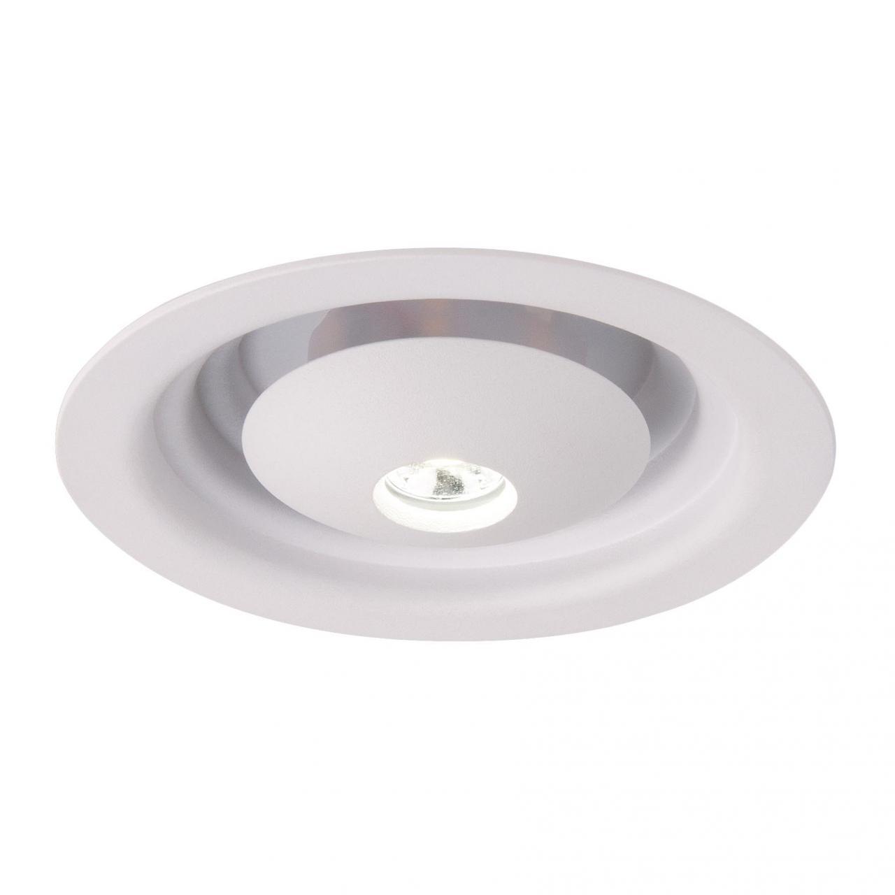 Встраиваемый светодиодный светильник Elektrostandard DSS004 4690389151361