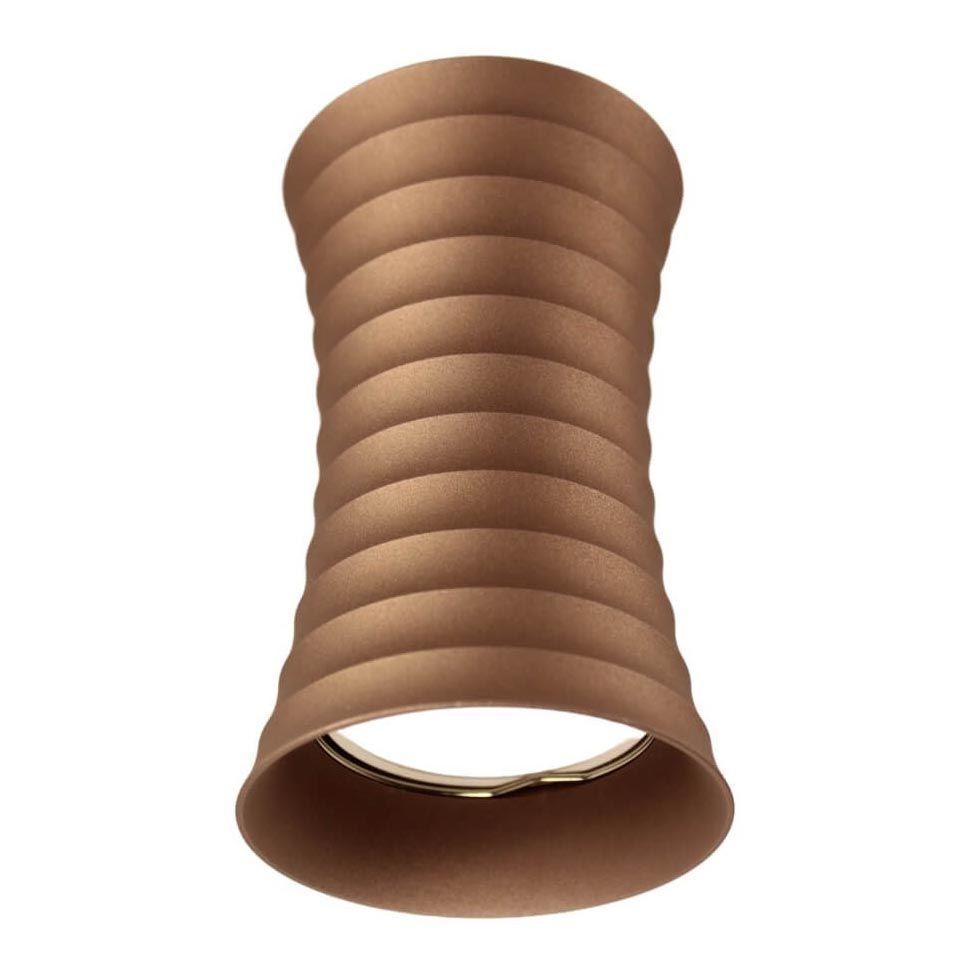 Потолочный светильник Lumina Deco Corbi LDC 8052-A SS-D70*H115 Cofee