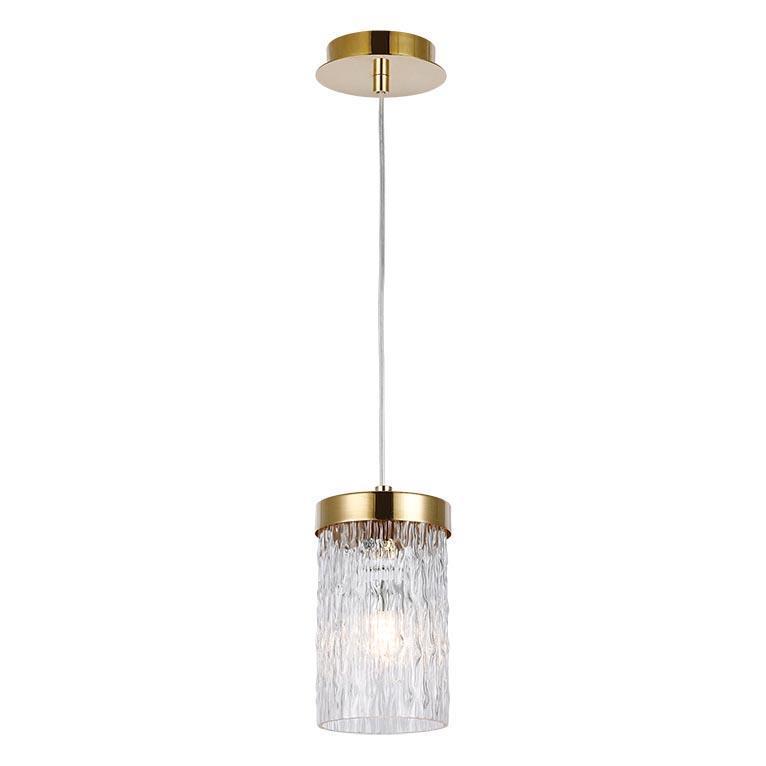 Подвесной светильник Newport 65001/S gold М0062707