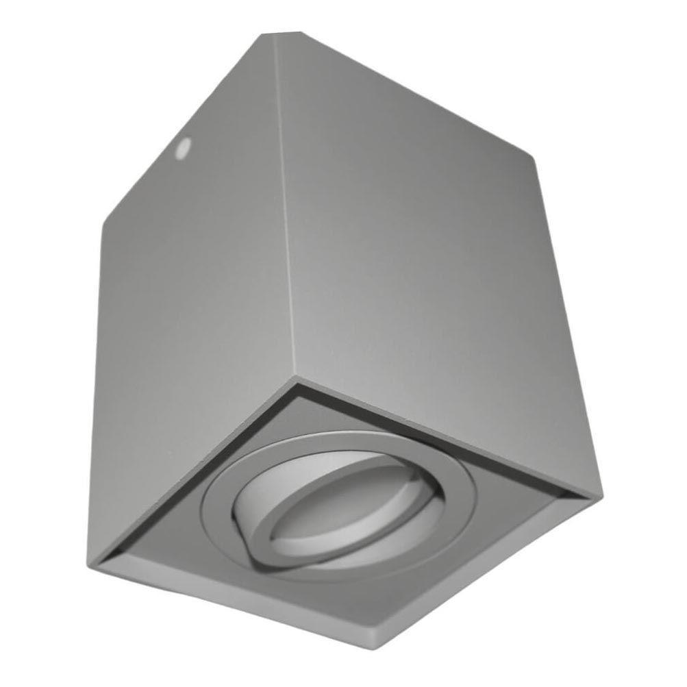 Потолочный светильник Lumina Deco Pulton LDC 8055-B JP-L100*W100*H125 GY