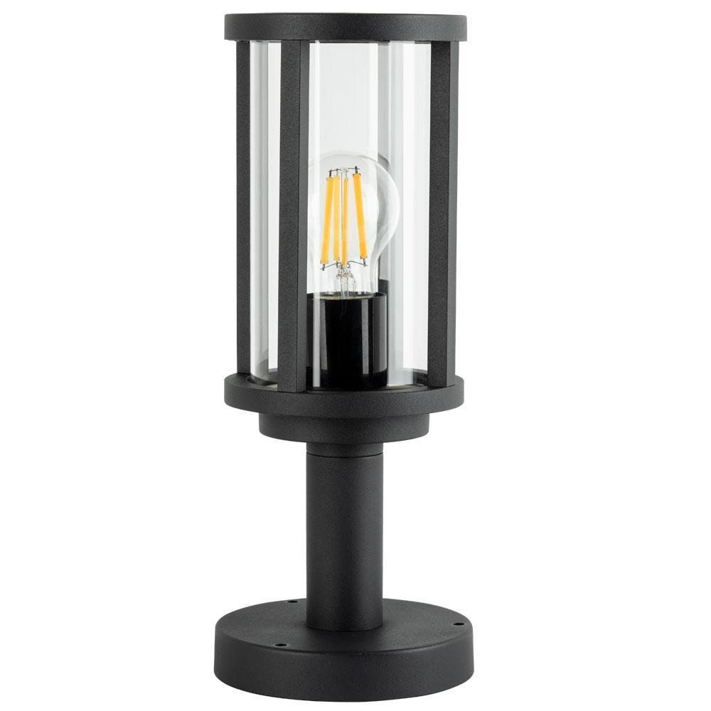 Уличный светильник Arte Lamp Toronto A1036FN-1BK