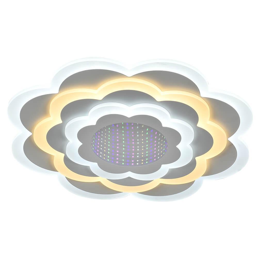 Потолочный светодиодный светильник Hiper Galaxy H817-8