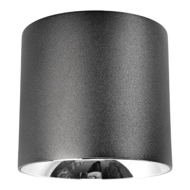 Потолочный светодиодный светильник Lumina Deco Tubi LDC 8057-10WCOB ZS-D100*H90 BK