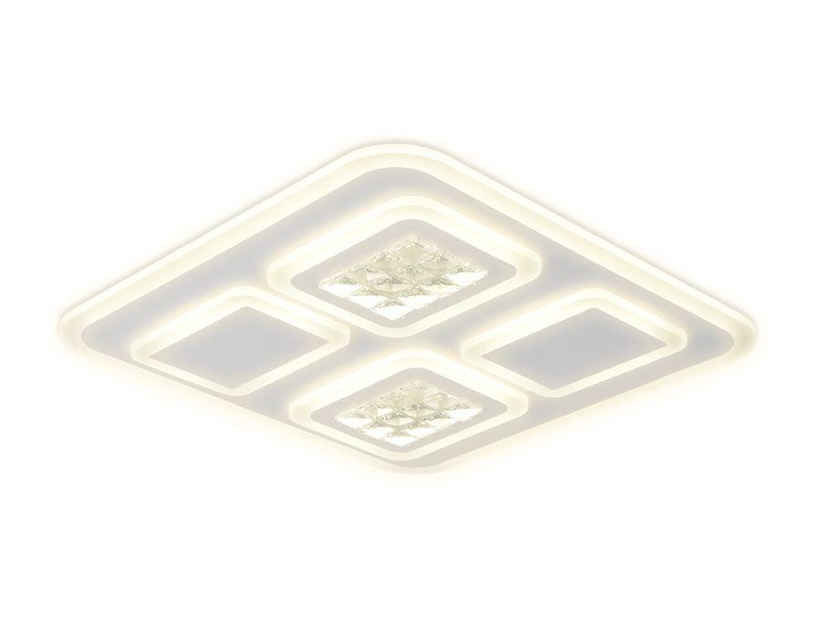 Потолочный светодиодный светильник Ambrella light Ice FA259