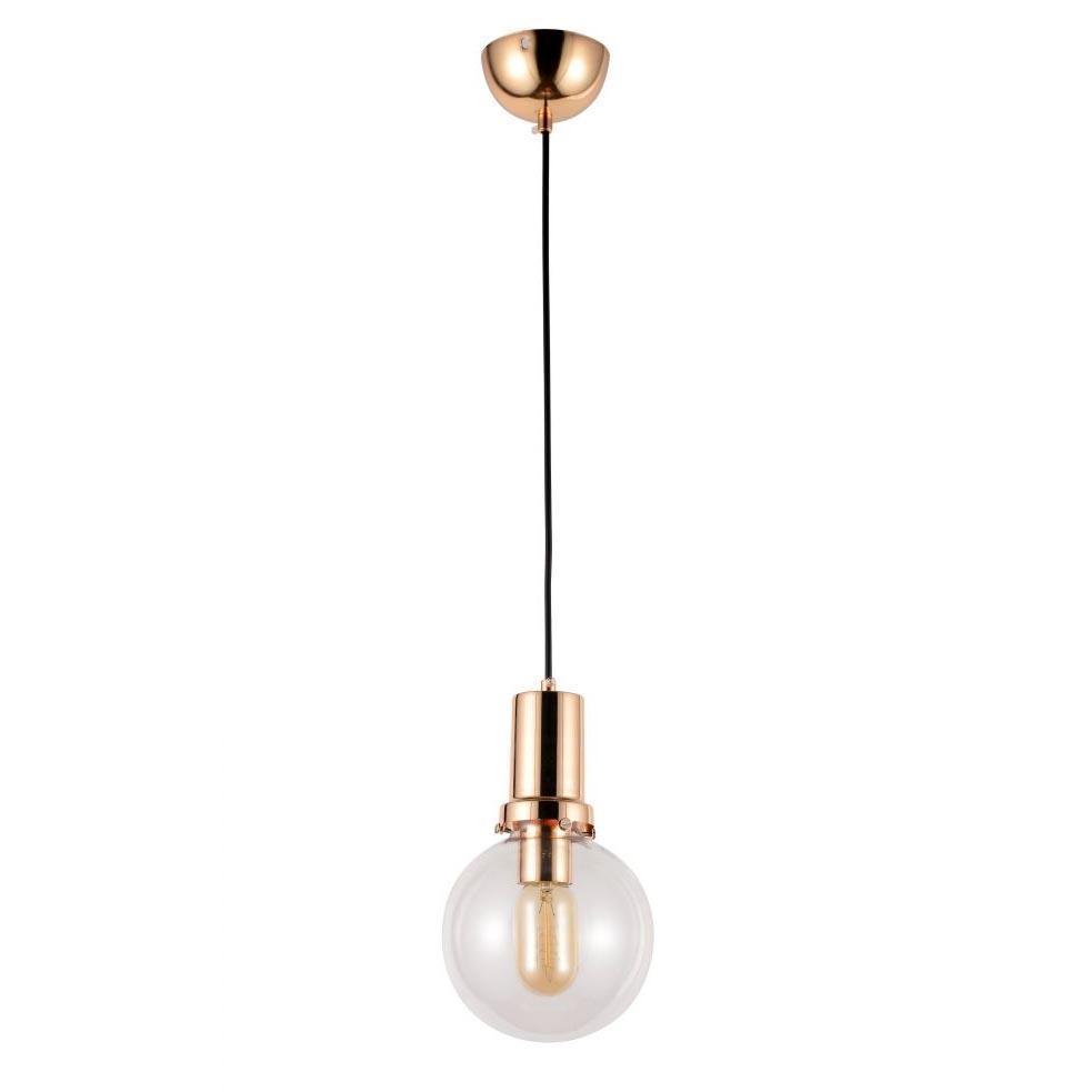 Подвесной светильник Lumina Deco Dorito LDP 1212-150 TR+GD