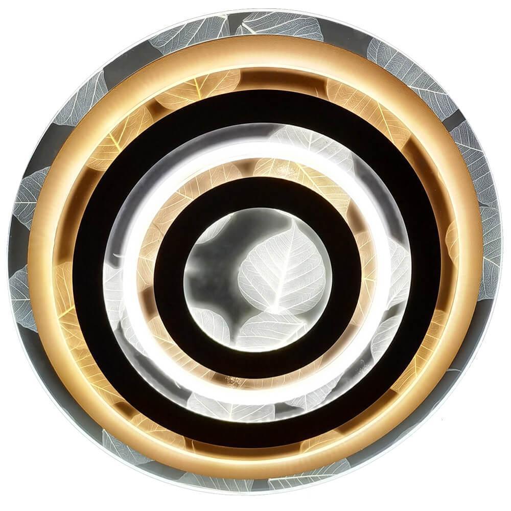 Потолочный светодиодный светильник Hiper Cassiopea H817-2