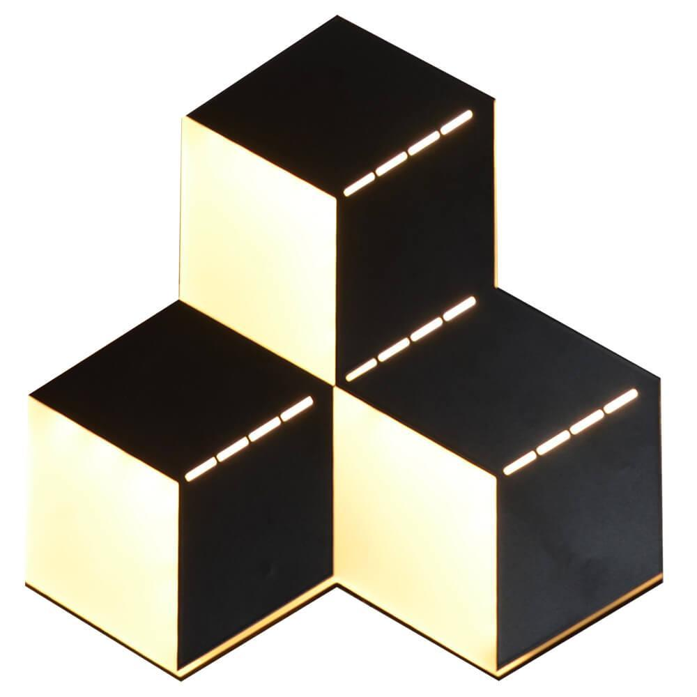 Настенный светодиодный светильник Hiper Losange H816-9