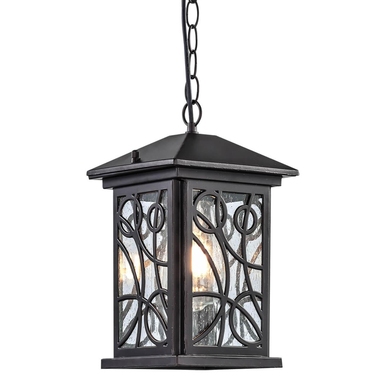 Уличный подвесной светильник Elektrostandard Tira H кофейное золото GL 1005H 4690389148415