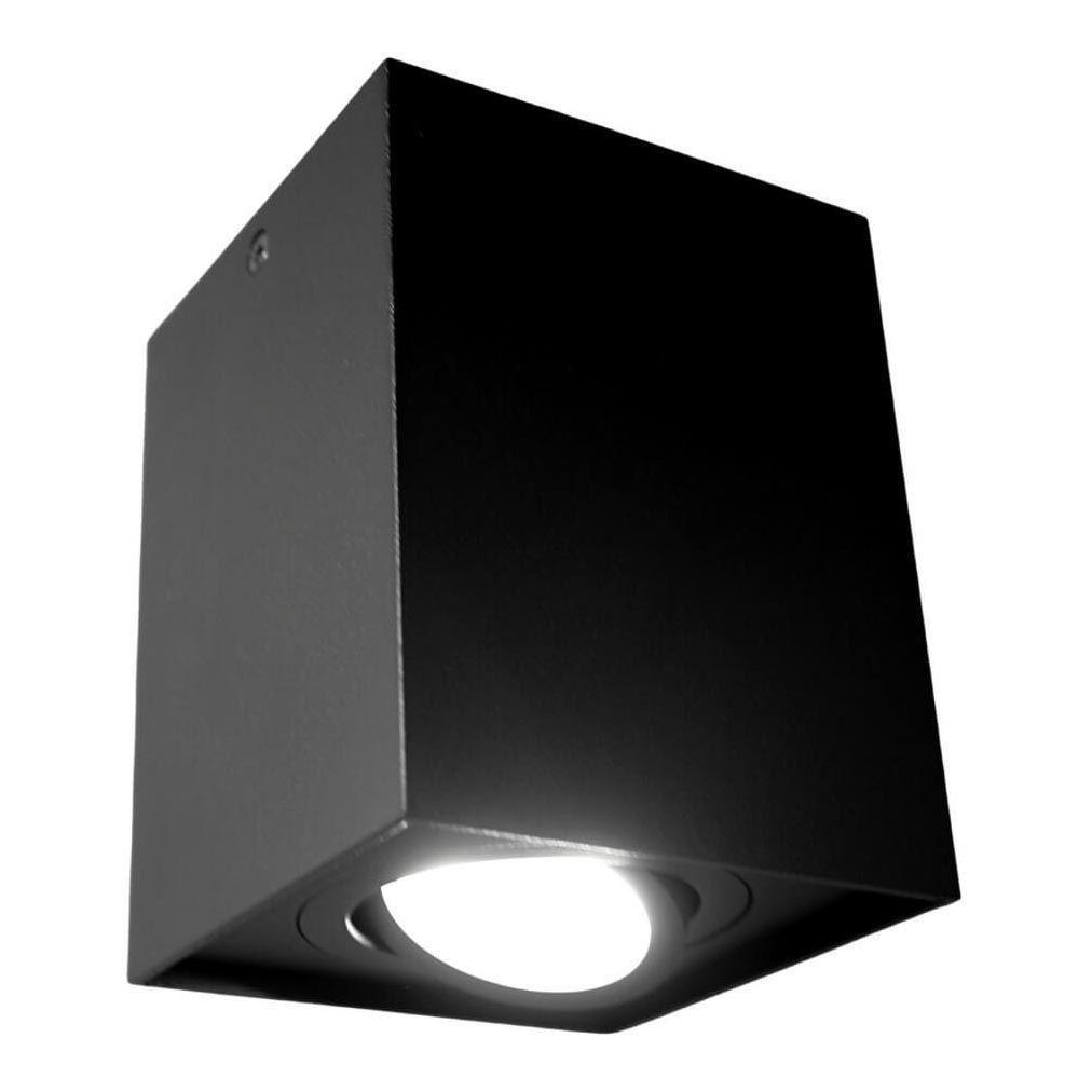 Потолочный светильник Lumina Deco Pulton LDC 8055-B JP-L100*W100*H125 BK