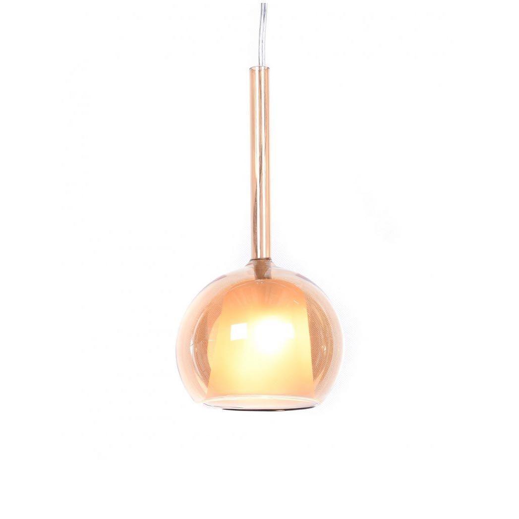 Подвесной светильник Lumina Deco Priola LDP 1187 Amber