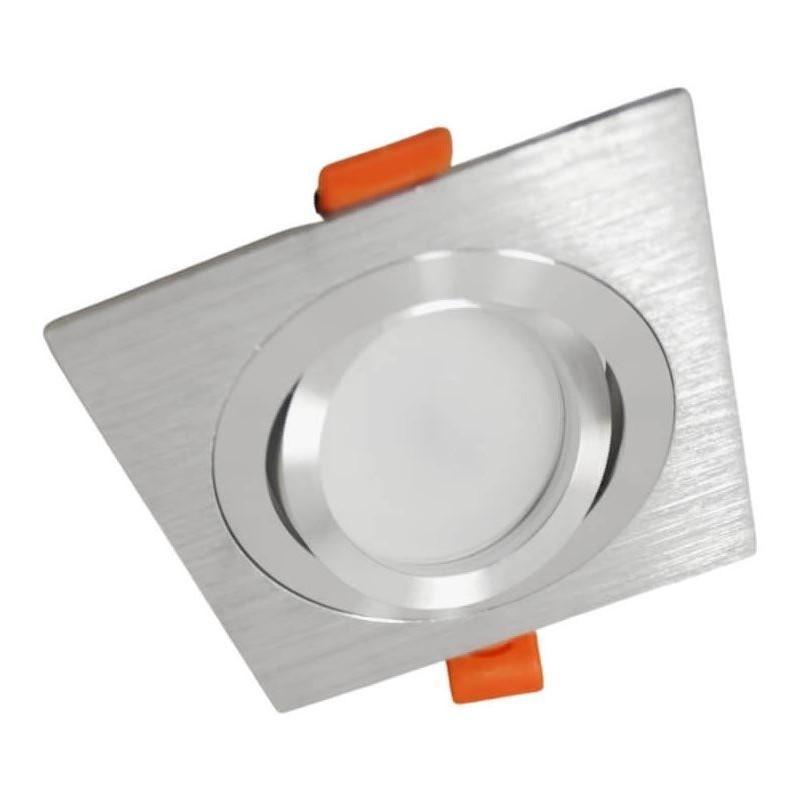 Встраиваемый светильник Lumina Deco Luka LDC 8062-JP-L90*W90 SL