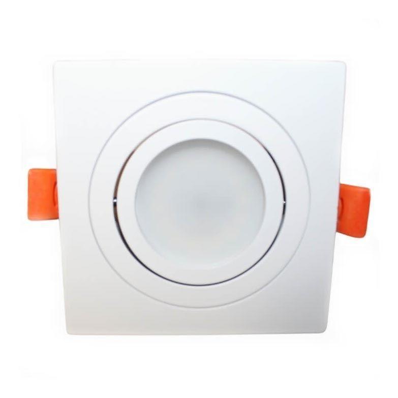 Встраиваемый светильник Lumina Deco Luka LDC 8062-JP-L90*W90 WT