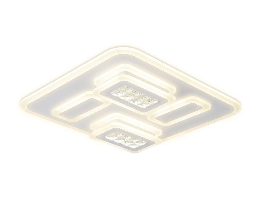 Потолочный светодиодный светильник Ambrella light Ice FA257