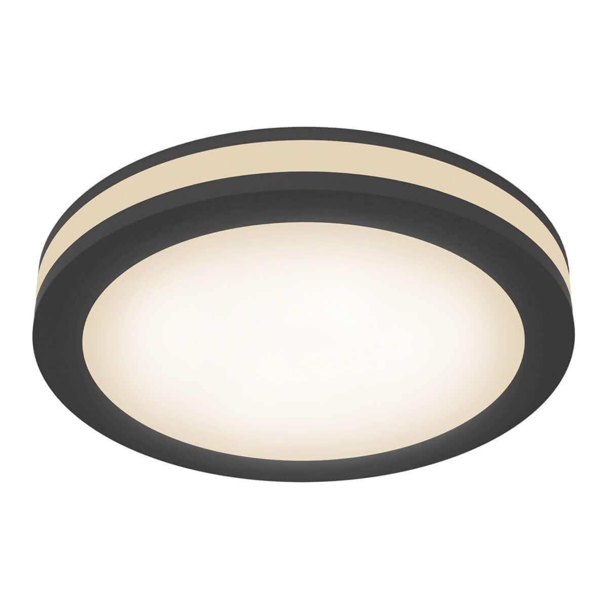 Встраиваемый светодиодный светильник Maytoni Phanton DL303-L12B4K