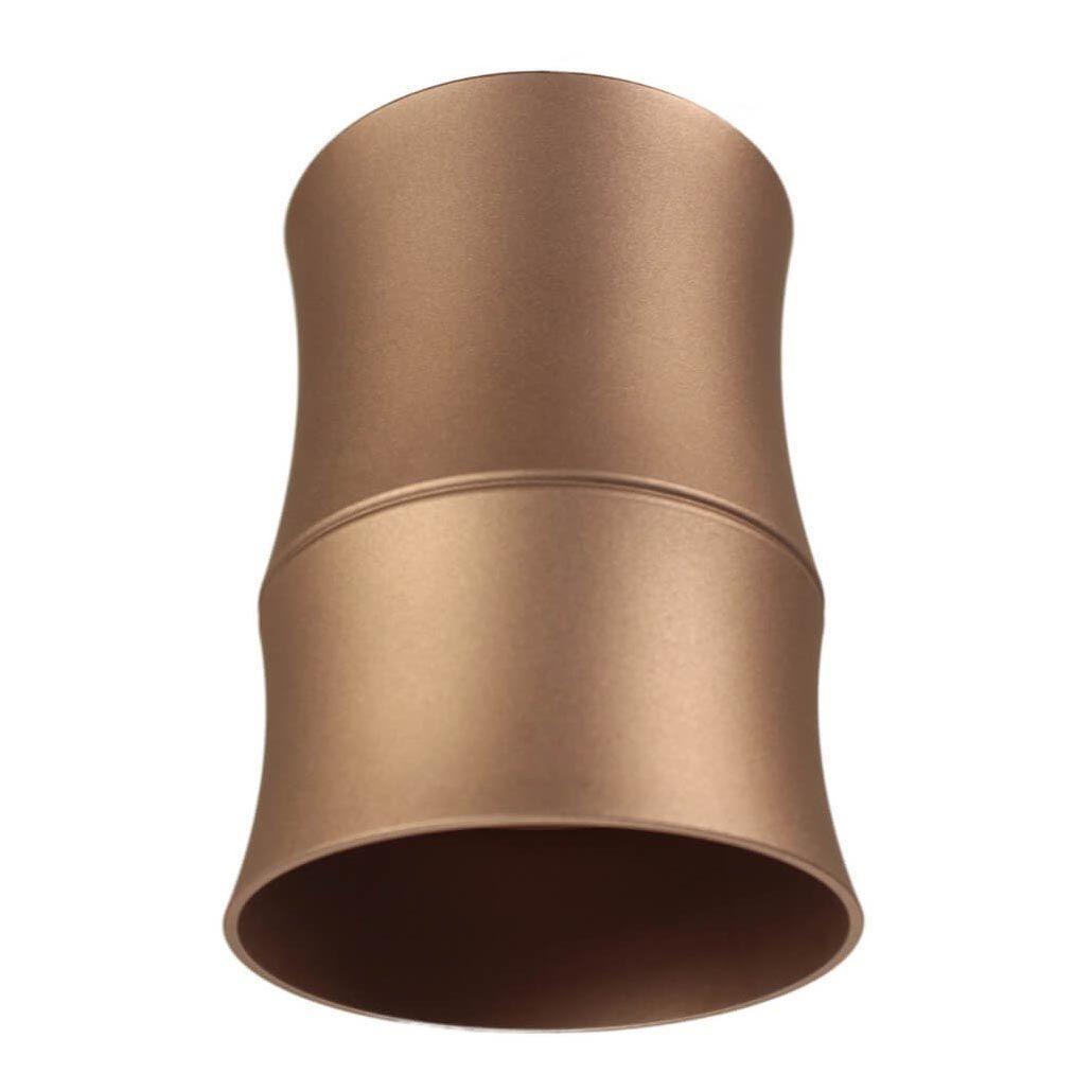 Потолочный светильник Lumina Deco Riston LDC 8053-C SS-D85*H115 Cofee