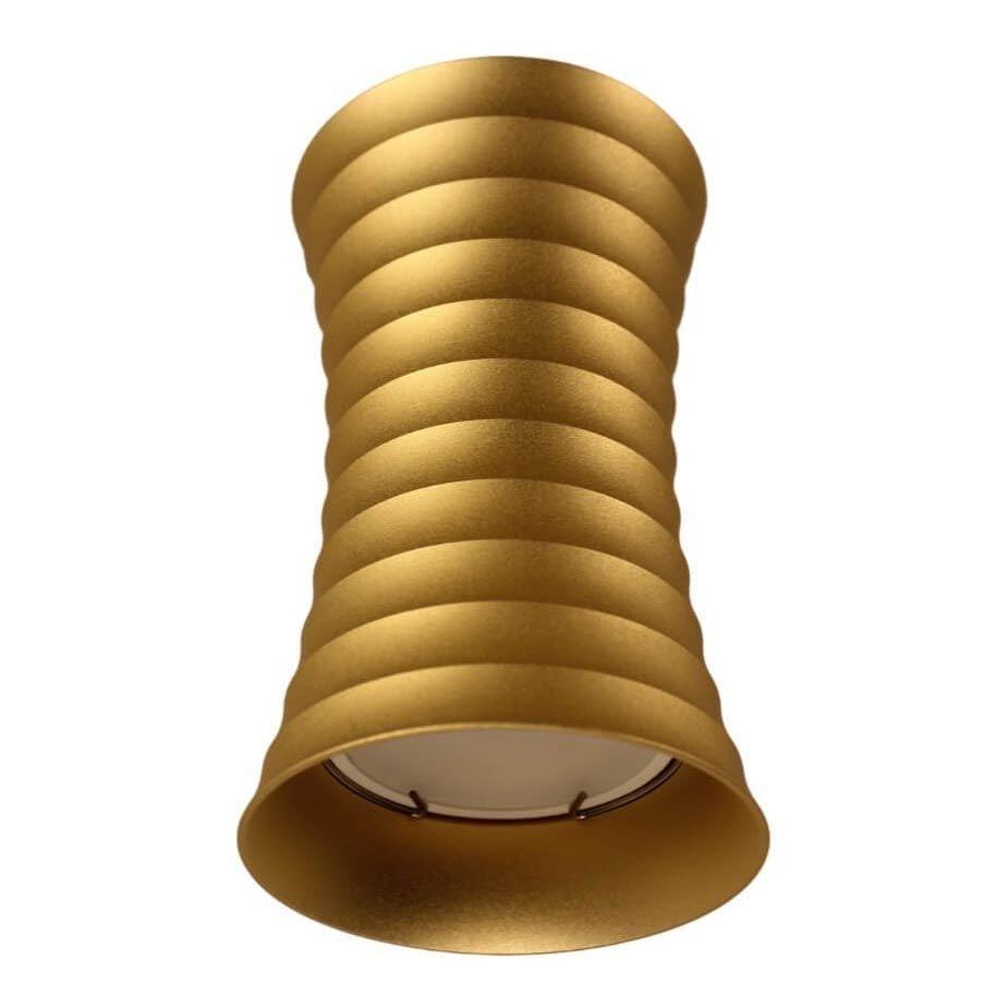 Потолочный светильник Lumina Deco Corbi LDC 8052-A SS-D70*H115 GD