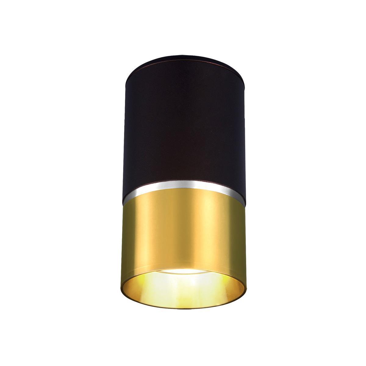 Потолочный светильник Elektrostandard DLN106 GU10 золото 4690389148590