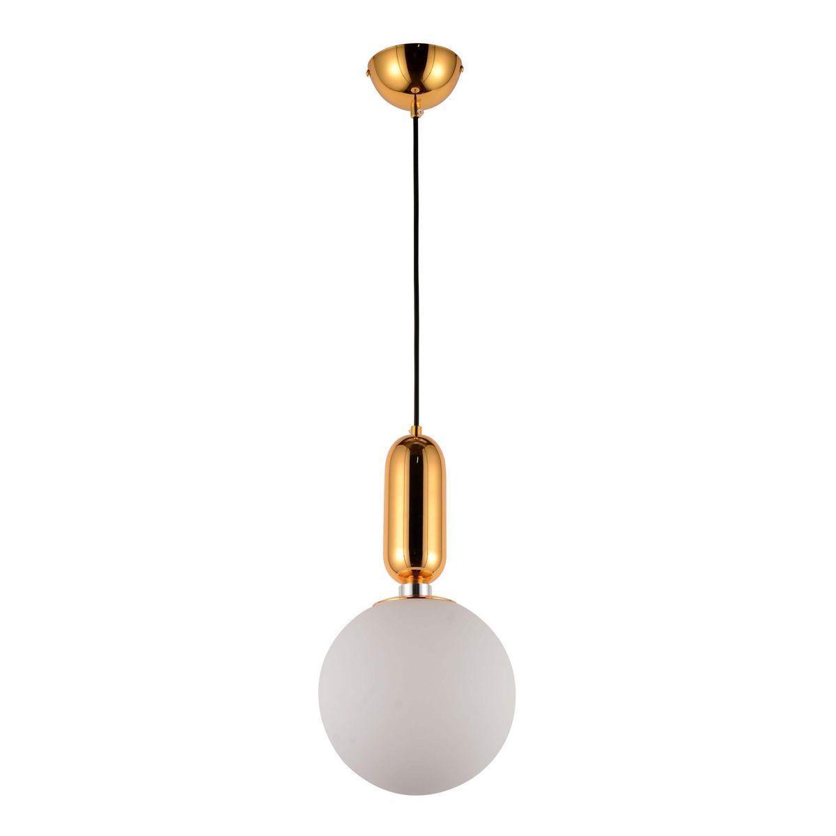 Подвесной светильник Lumina Deco Orito LDP 1219-200 WT+GD