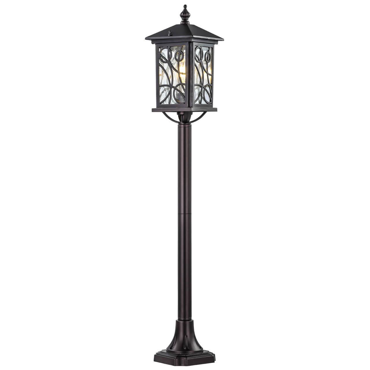 Уличный светильник Elektrostandard Tira F кофейное золото GL 1005F 4690389148422