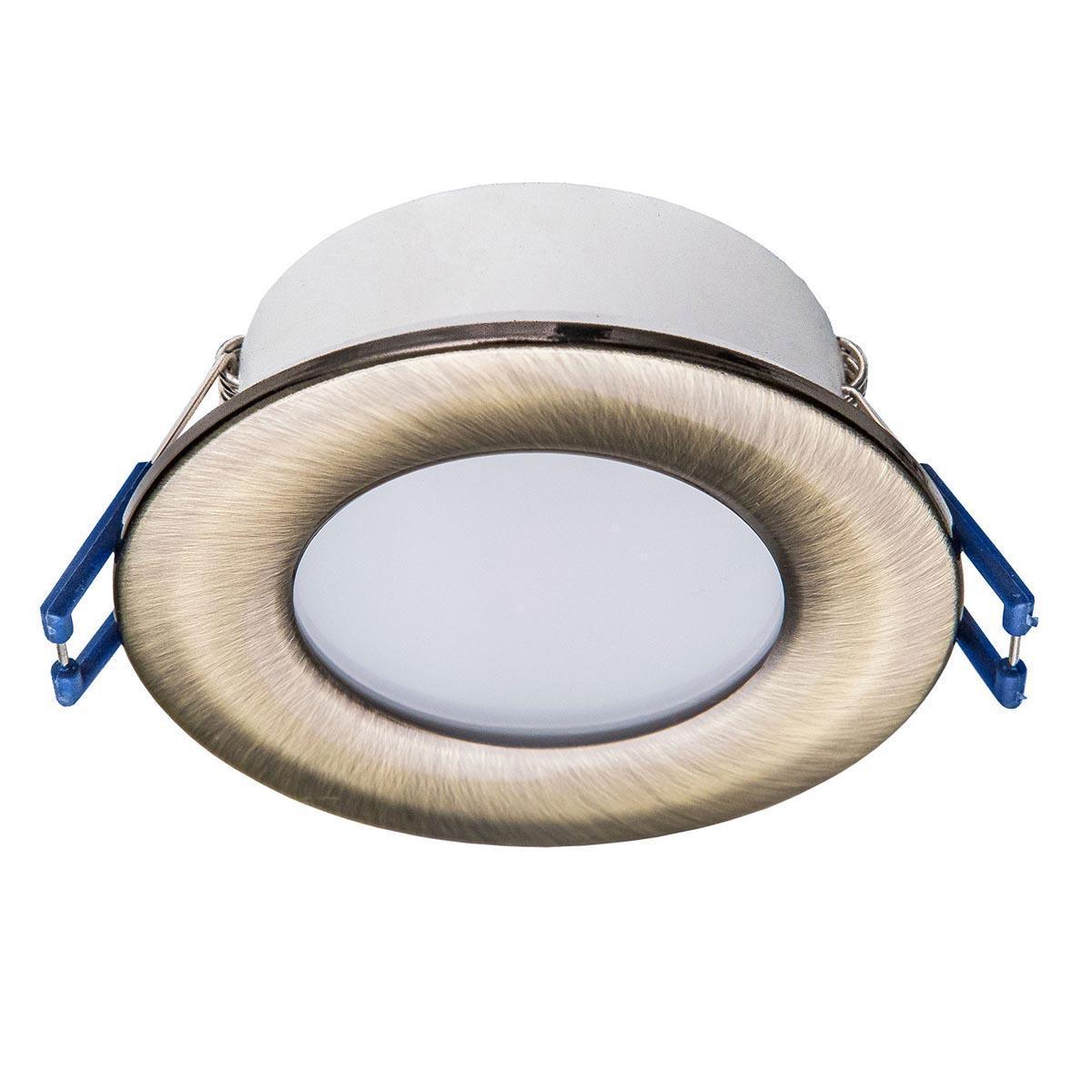 Встраиваемый светодиодный светильник Citilux Акви CLD008013