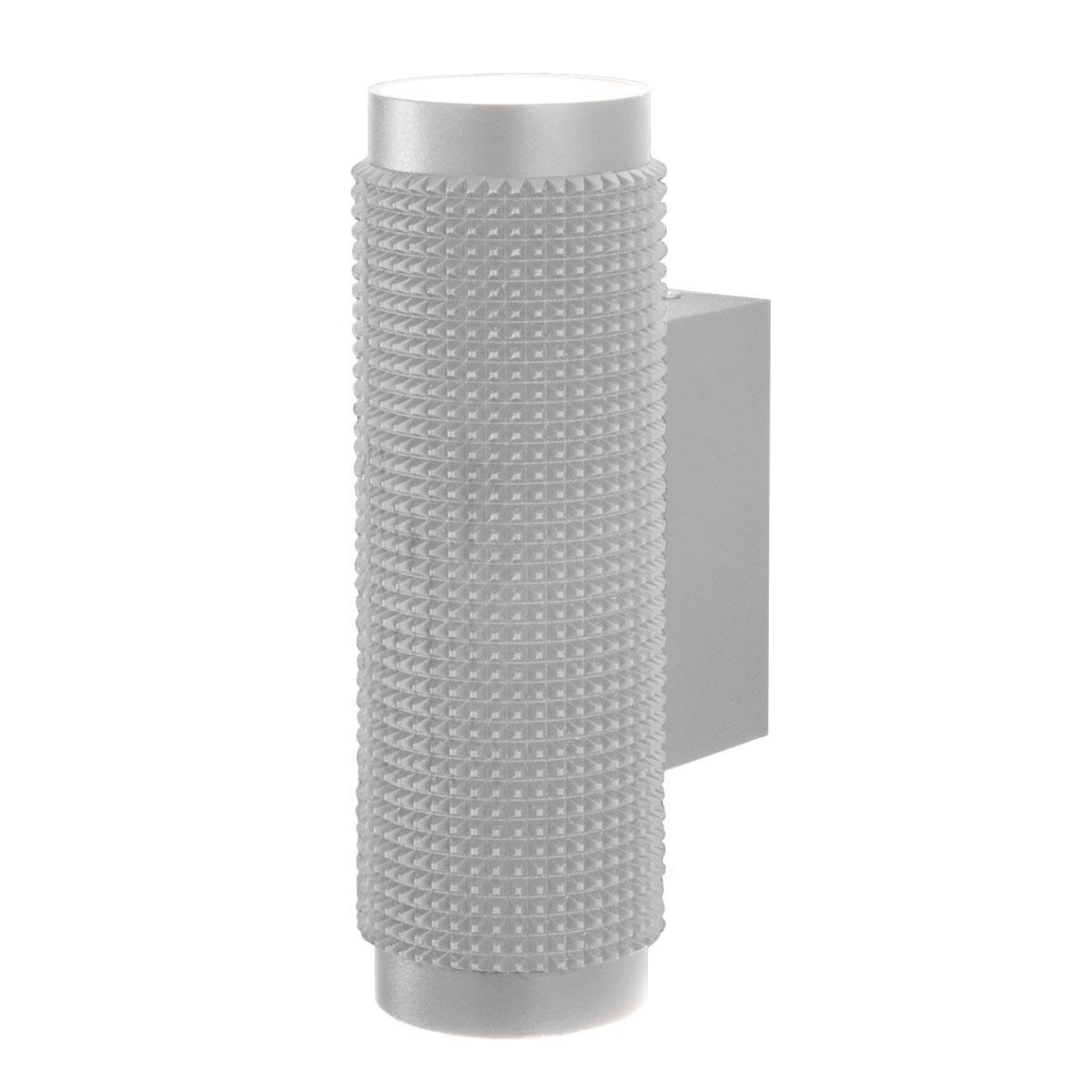 Настенный светильник Elektrostandard Spike MRL 1014 GU10 SW серебро 4690389153327