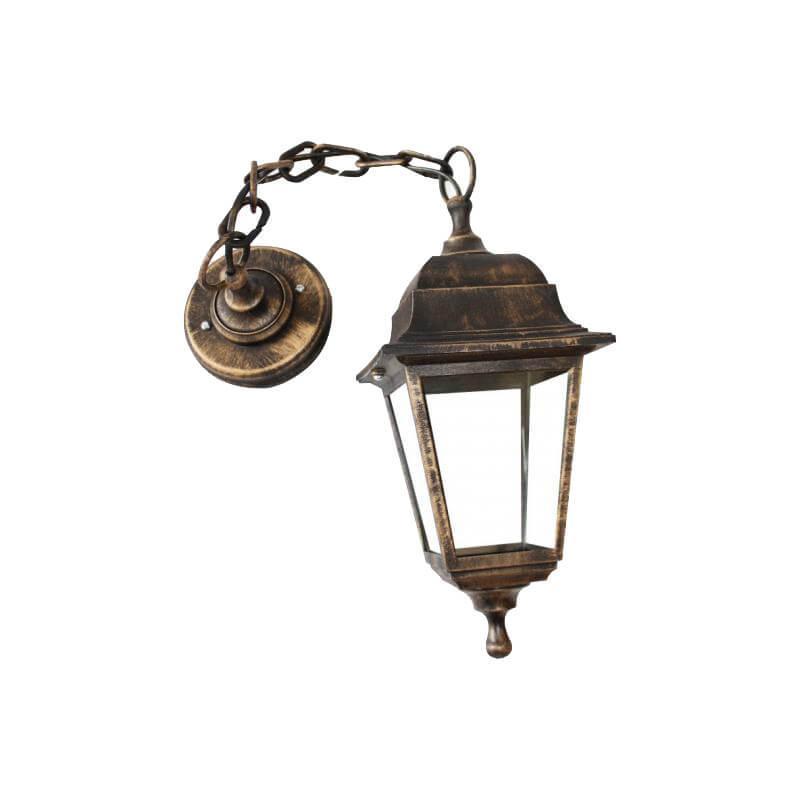 Уличный подвесной светильник ЭРА Адель бронза НСУ 04-60-001 Б0048106