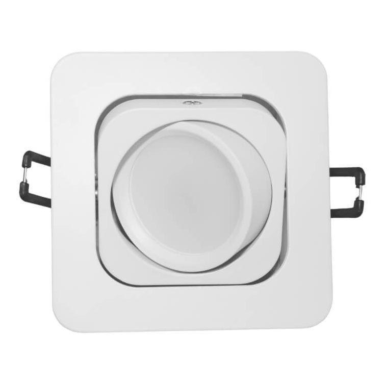 Встраиваемый светильник Lumina Deco Moka LDC 8063-SS-L98*W98 WT