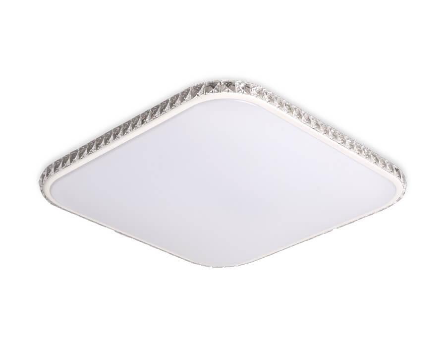 Потолочный светодиодный светильник Ambrella light Original Crystal FF75