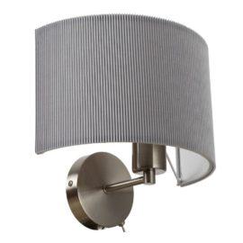 Бра Arte Lamp Mallorca A1021AP-1SS