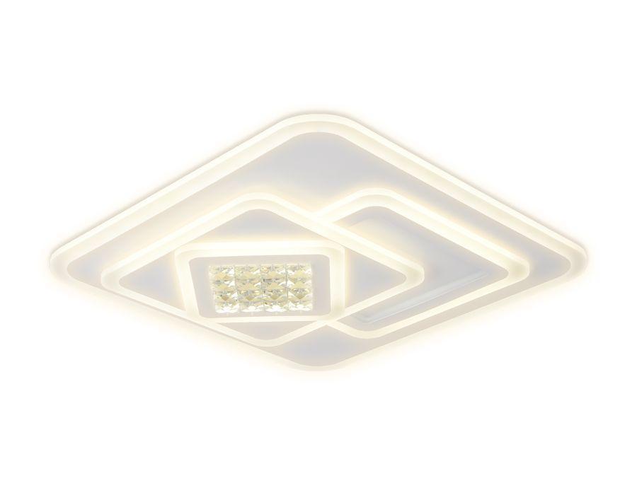 Потолочный светодиодный светильник Ambrella light Ice FA255