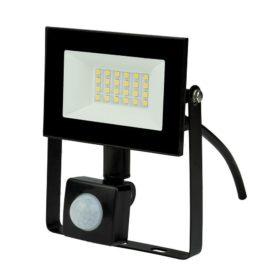 Прожектор светодиодный (UL-00007125) Uniel 30W ULF-F62-30W/6500K Sensor IP54 200-240В Black