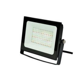 Прожектор светодиодный (UL-00007123) Uniel 50W ULF-F60-50W/RGB IP65 200-240В Black