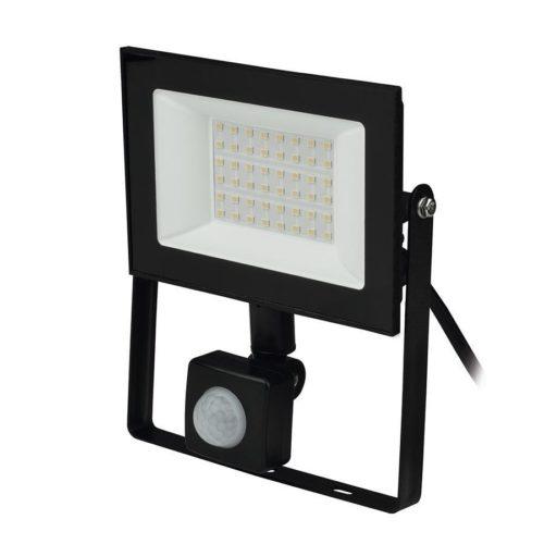 Прожектор светодиодный (UL-00007126) Uniel 30W ULF-F62-50W/6500K Sensor IP54 200-240В Black