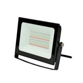 Прожектор светодиодный (UL-00007122) Uniel 30W ULF-F60-30W/RGB IP65 200-240В Black