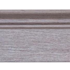 Цветной напольный плинтус DECOMASTER D122-77 ДМ ШК/16 (78*21*2400 мм)
