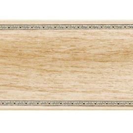 Цветной напольный плинтус Decomaster 192-11 (60*18*2400)