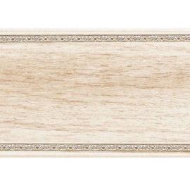 Цветной напольный плинтус Decomaster 192-13 (60*18*2400)