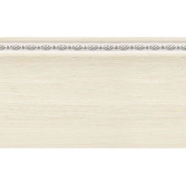 Цветной напольный плинтус Decomaster 193-15 (70*16*2400)