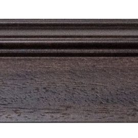 Цветной напольный плинтус DECOMASTER D122-438 ДМ (78*21*2400 мм)