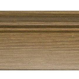 Цветной напольный плинтус D122-73 (78*21*2400) ДМ