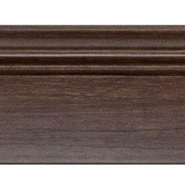 Цветной напольный плинтус D122-74 (78*21*2400) ДМ