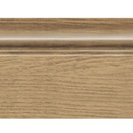 Цветной напольный плинтус DECOMASTER D122-83 ШК/16 (78*21*2400 мм)