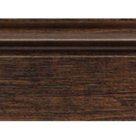 Цветной напольный плинтус DECOMASTER D122-966 ДМ ШК/16 (78*21*2400 мм)