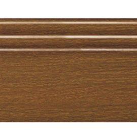 Цветной напольный плинтус DECOMASTER D232-85 ДМ (100*22*2400 мм)